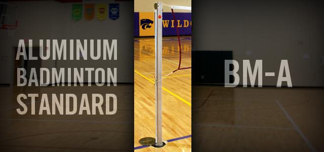 Aluminum Badminton Standards Aalco Manufacturing
