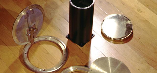 Floor Sleeve Aalco Manufacturing