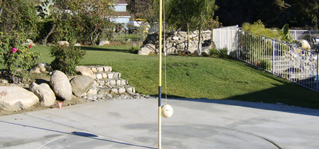 Tether Ball Aalco Manufacturing